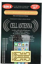 """PROTEGEZ VOUS de votre mobile: """"GENERATION X PLUS CELL ANTENNA""""."""