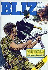 """"""" BLIZ- ENIGMISTICA- ANNO 3° N° 50 /15.DIC.1979 - Settimanale"""