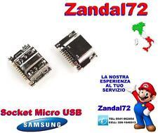 SPINOTTO DI RICARICA PER SAMSUNG GALAXY S3 NEO MICRO USB SOCKET JACK MINI USB