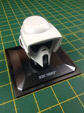 Deagostini Star Wars Helmets - Issue 7 - Scout Trooper