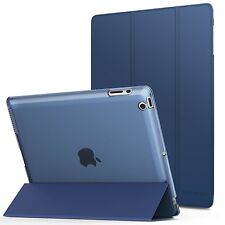 Funda Carcasa Tablet iPad 2 / 3 / 4 Ultra Slim Lightweight  Con Auto Wake Sleep