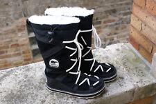 SOREL Waterproof Winter Snow Suede Boots Women's Size 7