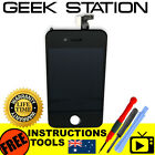 for iPhone 4 LCD replacement touch screen digitizer display assembly black new