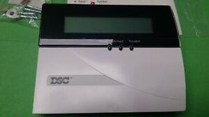 DSC LCD5500Z English Language Alarm Keypad For Power Series RARE & NEW!