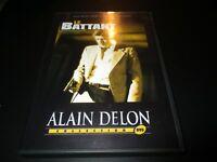 "RARE! DVD ""LE BATTANT"" Alain DELON, Francois PERIER, Anne PARILLAUD"