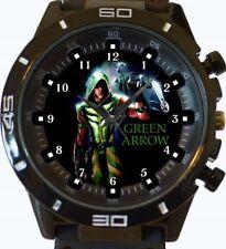 vert flèche Neuf GT Série Sport Unisexe cadeau montre bracelet