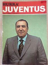 JUVENTUS F.C. RIVISTA UFFICIALE CALCIO 1973 HURRA' JUVENTUS VYCPALEK CASTANO