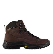 KARRIMOR KSB Brecon High Mens Walking Boots Brown Size UK 8 Us 9 EU 42 *REFSSS10