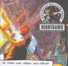 Nighthawk-Wer fühlen will, muss hören (1995) Sheryl Crow, J.J. Cale, Ol.. [2 CD]