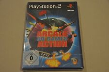 Playstation 2 Spiel - Arcade Action 30 Games - komplett Deutsch PS2 Neu OVP