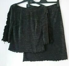 Top and skirt set size 10
