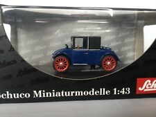 Schuco 1:43 Hanomag Kommissbrot Limousine 02975