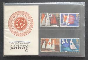 GB 1975 Sailing PRESENTATION PACK No 71 SG 980 -983 MINT MNH - FREE UK P&P!