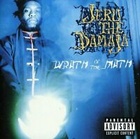 Jeru The Damaja - Wrath Of The Math [CD]