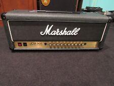 1990 Marshall JCM 900 Model 4100 Hi Gain Dual Reverb 100-Watt Guitar Tube Head