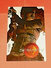 Serenity Those Left Behind #2 Zoe Variant Cover! Joss Whedon Gina Torres Firefly