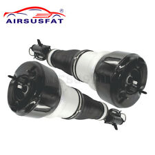 2x Front Air Suspension Shock Absorber Strut For Mercedes W221 S class 2007-2012