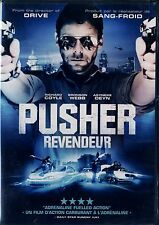 NEW DVD // PUSHER // RICHARD COYLE, BRONSON WEBB, AGYNESS DEYN