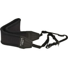 Bower Digital SLR Neoprene Deluxe Pro Wide Neck Camera Strap - Black SS10NBLK