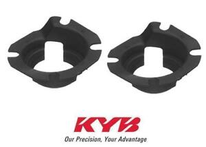 KYB Coil Spring Insulator Front Lower Pair for Acura / Honda Accord # SM5573