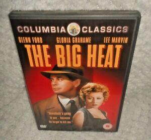 The Big Heat (DVD, 1953, 2006) Glenn Ford, Gloria Grahame, Lee Marvin