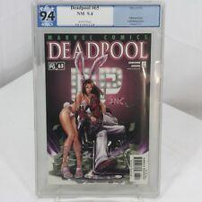 PGX 9.4 Deadpool #65 Marvel Comics