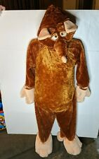 Disney Store Emile Ratatouille Mouse Plush Halloween Costume Child Small 5/6