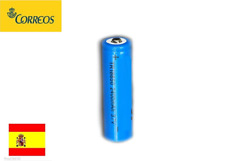 PILA RECARGABLE 18650 2400mAh Li-ion 3,7V  Litio Batería ultrafire