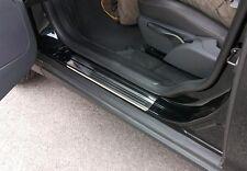 Volvo Xc60 Plata De Acero Inoxidable Placa Puerta del coche Sill Protectores Set-k32s