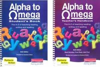 Alpha to Omega Pack Teachers Handbook and Students Book 6th Edition