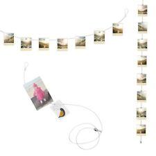 Kikkerland foto do cabo e suporte para cartão moderno Display Magnético Para 8 Fotos