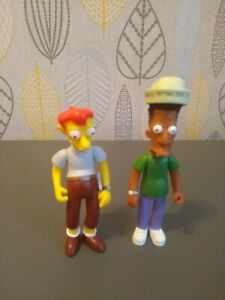 The Simpsons Benjamin And Gary Intelli-tronic Voice Activation Rare Playmates