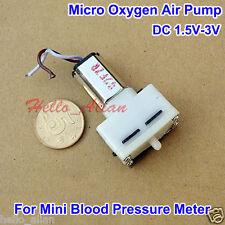 Micro Mini Oxygen 031 Air Pump Dc 15v 2v 3v Blood Pressure Water Aquarium Pump