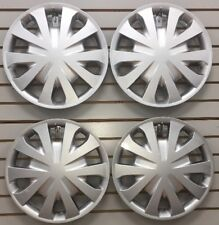"15"" Hubcaps Wheelcovers FITS 2012-2017 Nissan VERSA Set of 4 NEW AM"