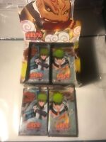 Naruto Collectible Card Game Approaching Wind Booster Pack (Brand New!) 1 Pack