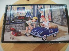 Display Cast  Pedal Car Stake Truck Bank collectible & fun by Big A Auto Parts
