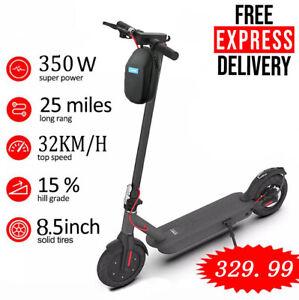 Patinete eléctrico - Xiaomi M365 Pro Electric Scooter , 30 km/h, 350W Presente