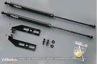 Greddy Carbon Fiber Engine Hood Damper Lifter Kit For Mazda Rx7 1993-96 Fd3s