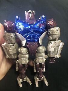 Transformer Beast Wars 1998 Mega Class Transmetals Optimus Primal