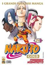 Planet Manga - Naruto Gold 24 - Nuovo !!!
