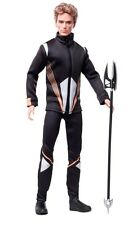 Barbie Collector Blk Label ~ The Hunger Games: Catching Fire Finnick Doll ~ NRFB