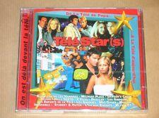 RARE DOUBLE CD NEUF CELLO / TELE STAR(S) / 44 MUSIQUES DE SERIE TELE / NEUF