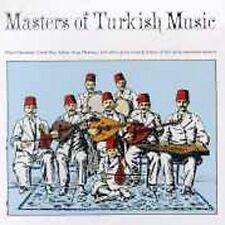 NEW Masters of Turkish Music (Audio CD)