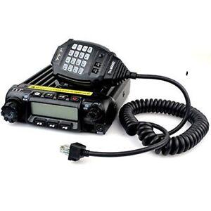 TYT TH9000D Mobile intercom UHF 400-480MHZ 60W power 8 Scrambler Truck Car Radio