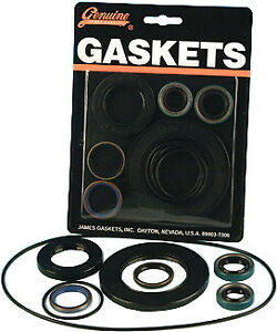 James Gasket Transmission Sprocket Oil Seal Kit Jgi-12050-K 84-94 Big T 47575