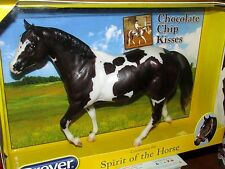 Breyer Traditional Portrait Horse #1739 Chocolate Chip Kisses  Tobiano Paint NIB