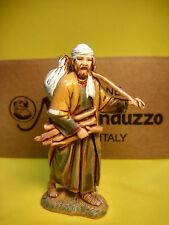 Pastore Landi Moranduzzo Italia cm 6,5 Viandante con sacco e legna Napoli