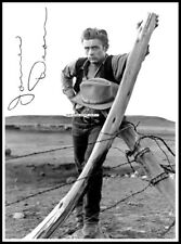 James Dean, Autographed, Cotton Canvas Image. Limited Edition (JD-6)x