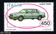 ITALIA 1 FRANCOBOLLO MACCHINA LANCIA THEMA AUTO 1985 nuovo**