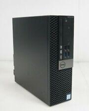 Dell OptiPlex 5040 SFF Intel i5-6500 3.2GHz 8GB DDR3 WIN10COA No HDD